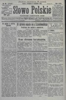 Słowo Polskie. 1927, nr92