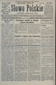 Słowo Polskie. 1927, nr96