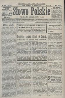 Słowo Polskie. 1927, nr103