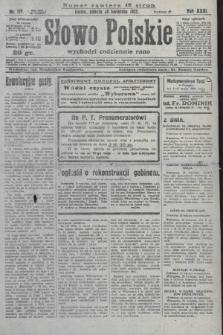 Słowo Polskie. 1927, nr117