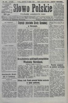 Słowo Polskie. 1927, nr134