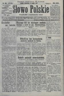 Słowo Polskie. 1927, nr136