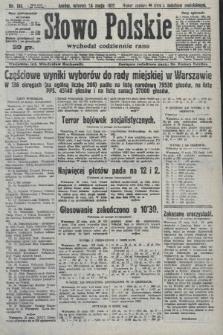 Słowo Polskie. 1927, nr141