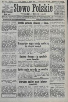 Słowo Polskie. 1927, nr145