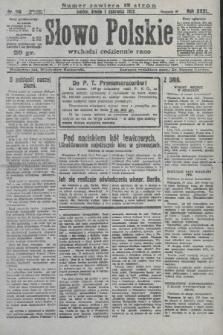 Słowo Polskie. 1927, nr149