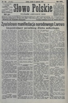 Słowo Polskie. 1927, nr156