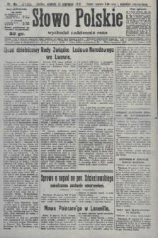 Słowo Polskie. 1927, nr169