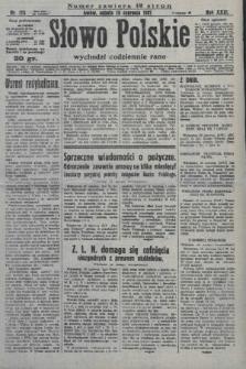 Słowo Polskie. 1927, nr173