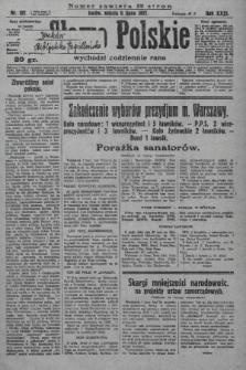 Słowo Polskie. 1927, nr187