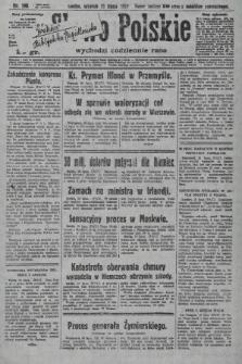 Słowo Polskie. 1927, nr190
