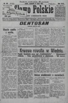 Słowo Polskie. 1927, nr195