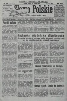Słowo Polskie. 1927, nr198