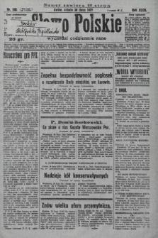 Słowo Polskie. 1927, nr208