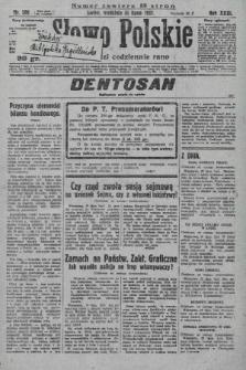 Słowo Polskie. 1927, nr209