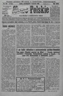 Słowo Polskie. 1927, nr210