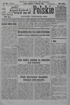 Słowo Polskie. 1927, nr216