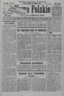 Słowo Polskie. 1927, nr222