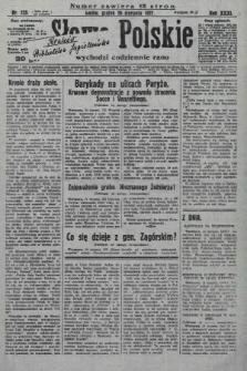 Słowo Polskie. 1927, nr235