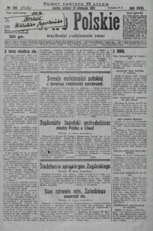 Słowo Polskie. 1927, nr236