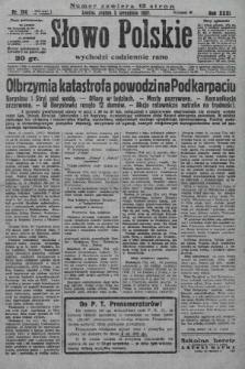 Słowo Polskie. 1927, nr244
