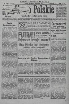 Słowo Polskie. 1927, nr249