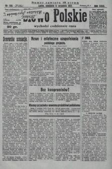 Słowo Polskie. 1927, nr253