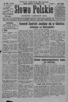 Słowo Polskie. 1927, nr259