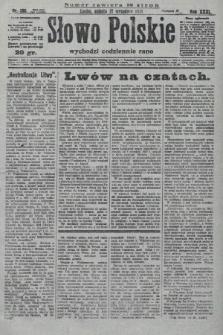 Słowo Polskie. 1927, nr262