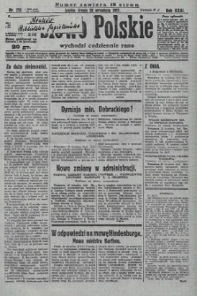 Słowo Polskie. 1927, nr273