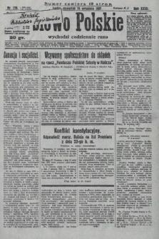 Słowo Polskie. 1927, nr274