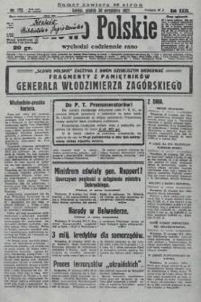 Słowo Polskie. 1927, nr275