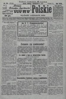 Słowo Polskie. 1927, nr276