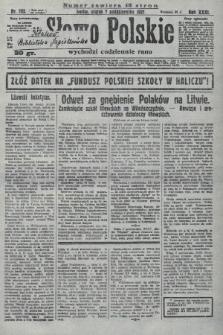 Słowo Polskie. 1927, nr282