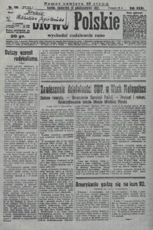 Słowo Polskie. 1927, nr289