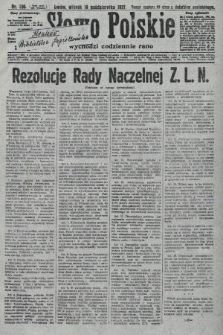 Słowo Polskie. 1927, nr294