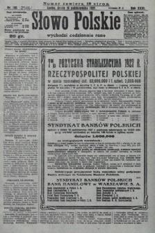 Słowo Polskie. 1927, nr295