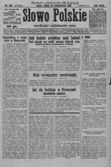 Słowo Polskie. 1927, nr304