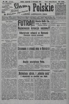 Słowo Polskie. 1927, nr310