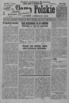 Słowo Polskie. 1927, nr311