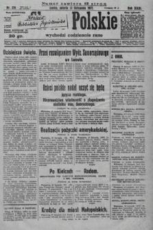 Słowo Polskie. 1927, nr319