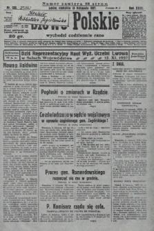 Słowo Polskie. 1927, nr320