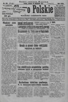 Słowo Polskie. 1927, nr326