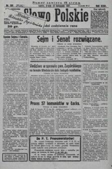 Słowo Polskie. 1927, nr337