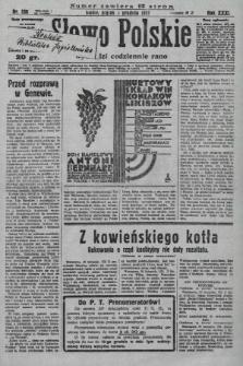 Słowo Polskie. 1927, nr339