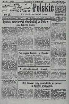 Słowo Polskie. 1927, nr347
