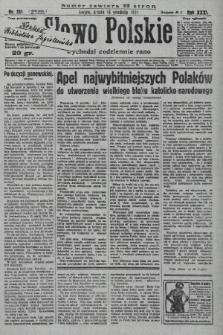 Słowo Polskie. 1927, nr351