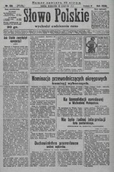 Słowo Polskie. 1927, nr355