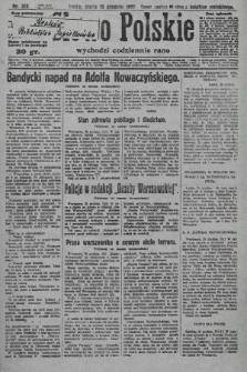 Słowo Polskie. 1927, nr363