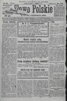 Słowo Polskie. 1927, nr366