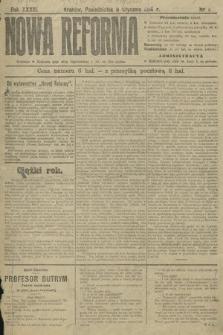 Nowa Reforma. 1914, nr1
